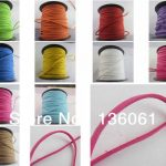 100M*2mm Cotton Waxen Necklace Bracelet Wax Bead Cords Thread String Wire For <b>Jewelry</b> <b>Making</b> Findings Bracelets DIY Gifts Z907