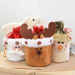 Coloffice 1PC Stationery Holder <b>Jewelry</b> Cosmetic Pen Holder Christmas Desk Storage Box For Student Gift School Office <b>Supplies</b>