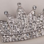 Crown brooch pin for women austrian crystal gold & silver color <b>jewelry</b> gifts ZP11 wholesale dropshipping
