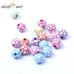 200 PCS/LOT DIY Bracelet Necklace Key Ring Football Beads For Beads <b>Jewelry</b> Making Beads Accessories <b>Supplies</b> Gear