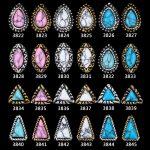100pc Retro 3d Metal Alloy Nail Art Decorations Alloy Nail Charms <b>Jewelry</b> on Professional Nails Salon <b>Supplies</b> Manicure-3845