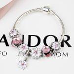 The Explosion Bracelet DIY <b>Jewelry</b> Alloy Retro Chamilia Beads Drops of Oil Magnolia Bracelet Wholesale <b>Supply</b> of Goods