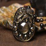 wholesale <b>supply</b> of natural natural genuine natural gold pendant bubble dragon dance Yaoshi lucky evil <b>jewelry</b> pendant