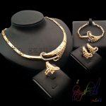 Yulaili Fashion Gold Plating Wholesale <b>Jewelry</b> Elegant <b>Jewelry</b> Set