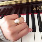Eternal wedding Women Gift word 925 <b>Sterling</b> <b>silver</b> real Long lasting Japanese pearl <b>ring</b> with 11-16 mm Oval white <b>ring</b>