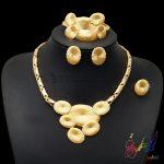 Yulaili Fashion <b>Jewelry</b> Set Graceful Semi-precious Stones <b>Jewelry</b> Set