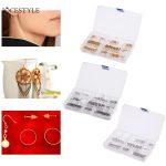 <b>Jewelry</b> Findings Accessories Set 490pcs/set DIY Earring <b>Jewelry</b> Pin Making <b>Supplies</b> Kit Earring Hook Accessories DIY Making