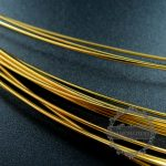 22gauge 0.6mm gold plated solid 925 sterling silver beading <b>jewelry</b> wire <b>supplies</b> wiring DIY <b>jewelry</b> <b>supplies</b> findings 1505013