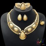 Yulaili Fashion <b>Jewelry</b> Set Western Style Splendour <b>Jewelry</b> Set