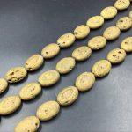 11pcs Gold Druzy Beads Oval Druzy Geode Beads Metallic Agate Quartz Druzy Drusy Geode Beads <b>Supplies</b> 13x18mm Gemstone <b>Jewelry</b> be