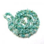 Natural Amazonite Stone Beads Chips for <b>Jewelry</b> Making Dyed SkyBlue Fit Craft DIY Bracelets Accessories <b>Supplies</b> About0.86m long