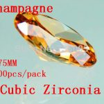 <b>Jewelry</b> <b>Supplies</b> AAA Grade CZ Cubic Zirconia Champagne Round Zircon 1.75MM DIY <b>Jewelry</b> Findings <b>Supplies</b> Free Shipping