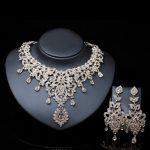 LAN PALACE new arrivals austrian crystal <b>necklace</b> and earrings <b>jewelry</b> turkey <b>jewelry</b> free shipping