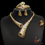 Yulaili Fashion Gold Plating Wholesale <b>Jewelry</b> Galant <b>Jewelry</b> Set