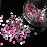 10000pcs/2000pcs 6mm Round Shape Resin Beads 3D Stickers Flatback Loose Glue On Rhinestones DIY Craft <b>Jewelry</b> Making <b>Supplies</b>