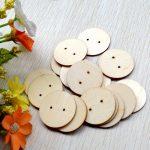 50pcs/lot Hollow bow unfinished wood craft <b>supplies</b> laser cutting wood wedding ring <b>jewelry</b> 3cm 171250