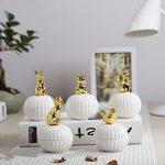 Fashion ceramic candy box wedding <b>supplies</b> small animal gold plated <b>jewelry</b> box excellent wedding