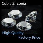 Wholesale White 2.0mm 1000PCS/PCAK AA-AAAAA Round Cubic Zirconia Stone Beads DIY <b>Jewelry</b> <b>Supplies</b> Free Shipping