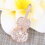 Temperament violin brooch <b>jewelry</b> for women/men fashion <b>jewelry</b> brooch pins metal Scarf Wedding gift diy Jewellery accessories