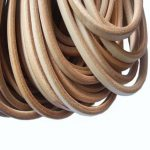 1Y 100% 10x6mm Natural Color Genuine Licorice Leather <b>Jewelry</b> Cord DIY Accessories for Necklace Bracelet <b>Jewelry</b> Making <b>Supplies</b>