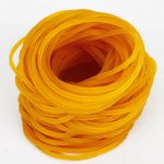 500pcs/pack wholesale High-Quality Rubber bands strong elastic hair band loop Office School <b>Supplies</b> Material Escolar