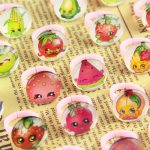 2017 <b>Jewelry</b> Rings Wholesale Jewellery Mix Lots 50pcs Lovely Children/kinds Cartoon fruit Princess Pretty Ring Party <b>Supplies</b>