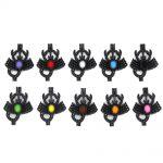 10pcs Scorpion <b>Jewelry</b> Making <b>Supplies</b> Alloy Bead Cage Add Pearls Stones Perfume & Essential Oils Diffuser Locket Pendant Charms