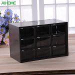9 <b>Jewelry</b> Plastic Storage Box Mini Debris Cabinets Lattice Portable Amall Drawer Sorting Grid Desktop Office <b>Supplies</b>