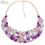 New Arrival 4 color fashion vintage design statement necklace & pendant choker chunky collar pendant Necklace <b>jewelry</b> <b>supplies</b>