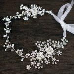 Bride Hair Band Crystal Headwear Women <b>Jewelry</b> Wedding Headband Decoration Gifts Bride <b>Supplies</b>