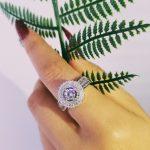 Moonso 2017 Fashion Finger <b>Rings</b> 925 <b>Sterling</b> <b>Silver</b> Wedding Engagement <b>Ring</b> for Women Jewelry LR4316S