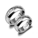 Fashion retro magic pattern solid 925 <b>sterling</b> <b>silver</b> <b>ring</b> when the couple <b>ring</b> for men and women wholesale <b>silver</b> jewelry