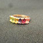 925 <b>Sterling</b> <b>Silver</b> <b>Rings</b> Natural Colored gemstone Fine Jewelry Wedding for Women <b>Rings</b> 2017 New <b>Rings</b> open <b>rings</b> j030501agc