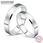 1PCS 925 <b>Silver</b> Jewelry <b>Ring</b> Simple Smooth Pure Solid <b>Silver</b> Couple Wedding Set 925 <b>Sterling</b> <b>Silver</b> <b>Rings</b> for Women or Men