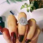 Original solid real Design 925 <b>Silver</b> China CZ <b>Rings</b> <b>Sterling</b> <b>Silver</b> Wedding Engagement <b>Ring</b> for Women Jewelry LR4318S