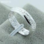 Wholesale! Free Shipping 925 <b>Sterling</b> <b>Silver</b> <b>Rings</b> <b>Sterling</b> <b>Silver</b> Fashion Jewelry, Men's Women Mageweave <b>Ring</b>