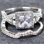925 <b>Sterling</b> <b>Silver</b> birthstone <b>ring</b> for Women Fashion Design Wedding Anniversary Bride <b>Ring</b> Finger jewelry szie 5-10