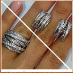 Fashion Lucky Sonny Jewelry Wholesale Top Sale Women Men <b>Ring</b> Design Knot <b>Ring</b> For Wedding <b>Ring</b> Solid 925 <b>Sterling</b> <b>Silver</b> X <b>Ring</b>